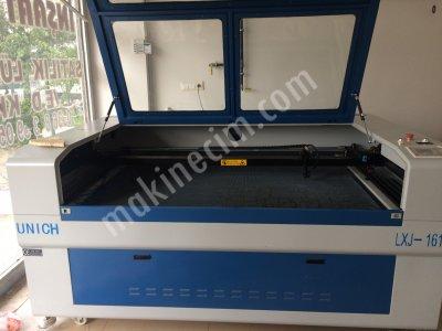 Satılık İkinci El Lazer Kesim Makinesi 160 X 100 Cm Fiyatları İstanbul lazer kesim, lazer,