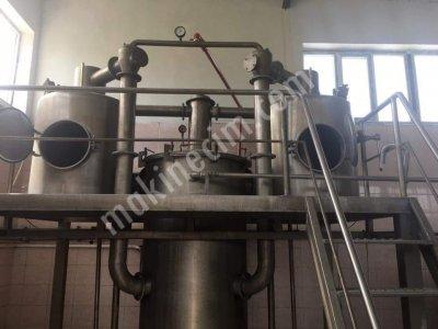 Satılık 2. El 3 Ton/h Yoğurt Vakum Fiyatları Mersin peynir,süt,buhar kazanı,Süt pişirme kazanı,Ayran proses,Süt soğutma tankı,Kaşar arabası,Yoğurt arabası,Boyler,Proses,Stoker imalatı,Montaj,Mekanik tesisat