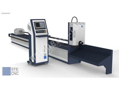 Satılık Sıfır EFECNC EFB-2150 3D CNC PLAZMA BORU KESİM MAKİNESİ Fiyatları Konya CNC PLAZMA , BORU KESİM, PLAZMA BORU KESME, CNC BORU KESME MAKİNASI