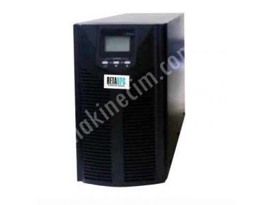 Satılık Sıfır Betaups Protectıon Bt1103 3 Kva Onlıne Ups 330 Usd+kdv Fiyatları İstanbul 3 KVA UPS,3 KVA, UPS, Güç Kaynağı