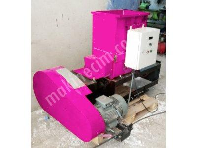 Satılık 2. El strafor eritme makinesi Fiyatları İstanbul strafor,eps,xps,cristal,takoz,köpük,eritme,kırma,
