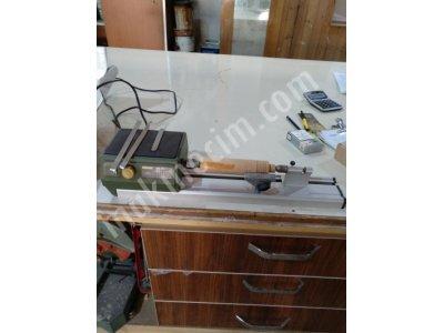 Satılık 2. El Mini Torna Fiyatları Balıkesir Mini ahşap torna tespih Tornasi tespiğ yapımında kullanilabilir