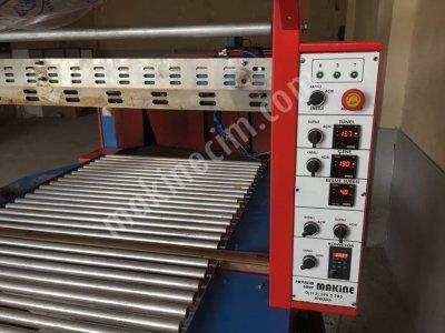 Ankara Shrink Ambalaj Paketleme Makinası -  Kuletipi Manuel Paketleme 2.el