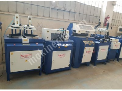 Satılık 2. El PVC MAKİNALARI OTOMATİK 5 Lİ SET ANADOLU MAKİNADAN Fiyatları Bursa pvc makinaları ,ikinci el pvc makinaları ,2.el pvc makinaları