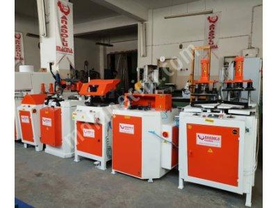 Satılık 2. El PVC MAKİNALARI TURUNCU SERİ 5 Lİ SET ANADOLU MAKİNADAN Fiyatları Bursa pvc makinaları ,ikinci el pvc makinaları ,2.el pvc makinaları