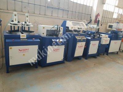 Satılık İkinci El PVC MAKİNALARI TAM SET 6 ADET ANADOLU MAKİNADAN Fiyatları Bursa pvc makinaları ,ikinci el pvc makinaları ,2.el pvc makinaları