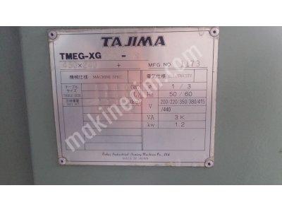 Satılık İkinci El Tajima Nakış 20 Kafa Fiyatları  Tajima,Barudan,Nakış,Nakış Makinesi,ikinciel Makine,Nakış İşleme,Satılık Nakış,Tekstil,Embroidery,Brode