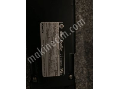 Satılık 2. El Servo Motor Allen-bradley Fiyatları İstanbul allen bradley servo motor