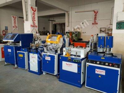 Satılık İkinci El PVC MAKİNALARI ÖZGENÇ MARKA TAM SET 6 ADET ANADOLU MAKİNADAN Fiyatları Bursa pvc makinaları ,ikinci el pvc makinaları ,2.el pvc makinaları