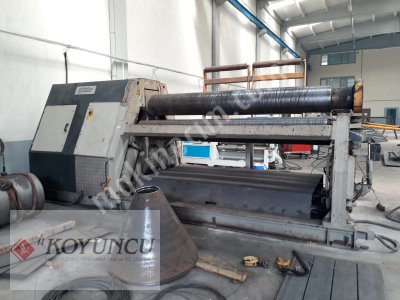 For Sale New SALES BRAND 3 METERS 4 COLLECTIVE 2008 MODEL CYLINDER MACHINES SİLİNDİR