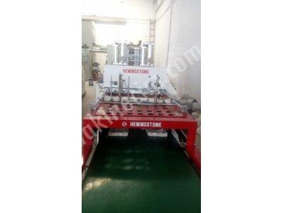 Satılık İkinci El 2005 Model Sıcak Dilimlemeli St2 Hemingstone Atlet Poşet Makinası Fiyatları İstanbul sıcak dilimleme,atlet poşet,hemingstone