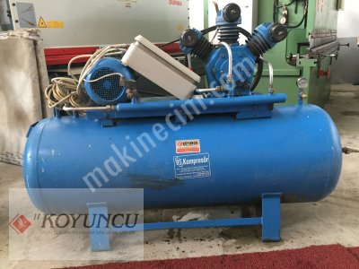 For Sale 2nd Hand 500 LT COMBINED BRAND PISTON COMPRESSOR