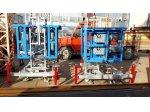 Raysan Makina Demir Çekil , Satılık Kiralık  Dış Cephe Platformları Otomatik İskele Sistemleri