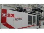 2000 Ton Negri Bossi Enjeksiyon Makinesi, Robot Ve Europalet Kalıbı