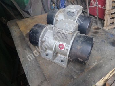Vibro Motor 0.4 Kw 1000 D/d