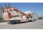100 M3/h Kapasiteli Mobil Beton Santrali-Sıfır
