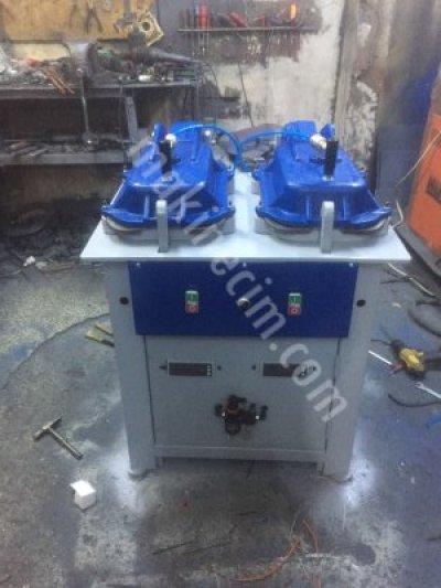 Otomatik Üste Atma Kapaklı Ayakkabı Makinesi