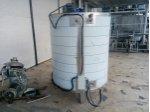 Süt Pişirme Kazanı Elektirikli