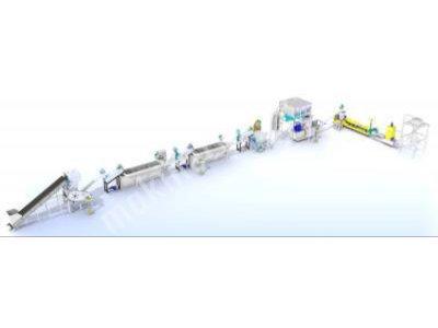 Granül Makinası Sulu Kırma Makinası Agromel Makinası