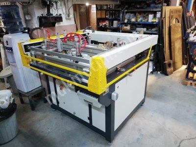 Aruz Marka 3/4 Serigrafi Baskı Makinası