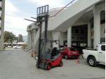 Volkswagen Motorlu 1600 Kiloluk Linde H16-03 Dizel Forklift