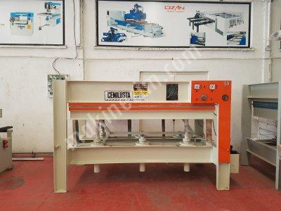 Cemil Usta 130X250 Sıcak Pres Makinesi