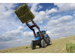 Tractor Front Loader Implement For Bale