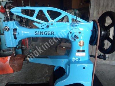 Singer Marka Orjinal Kollu Dikiş Makinası Ayakkabı Tamirci Makinası 3 Yıl Garantilidir