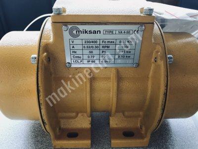Vibro Motor - Miksan Va 4-50