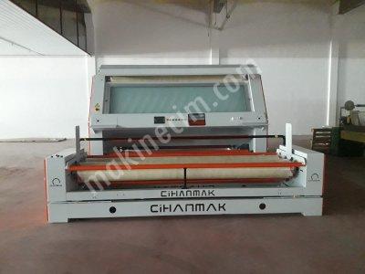 Kumaş Kalite Kontrol Makinası (Fırçalama Sistemi)