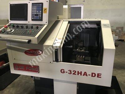 Ge-Fong G-32 Cnc Otomat Tezgahı