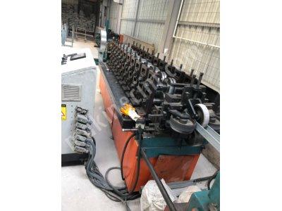 Alçıpan Profili Makinaları (Duvar Uc,tavanuc,alçı Köşe) Dk 48 Metre Çekim İmkanı  0224 256 56 03
