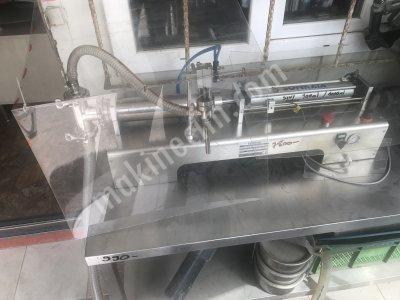 Sonkaya 1000 Ml Sıvı Dolum Makinesi