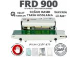Otomatik Poşet Ağzı Yapıştırma Makinası  (İthal Ürün)