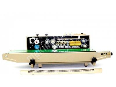 Renas Frd-1000 Iıı Otomatik Kodlamalı Poşet Yapıştırma Makinası