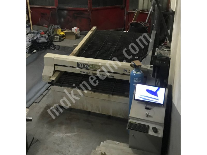 1500*3000*12 Mm Cnc Plazma Makinesi
