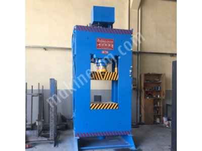 300 Ton Hidrolik Tuz Presi