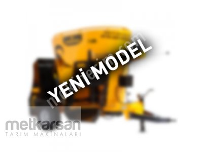 Standart Dik Yem Karma Makinesi - 5M³