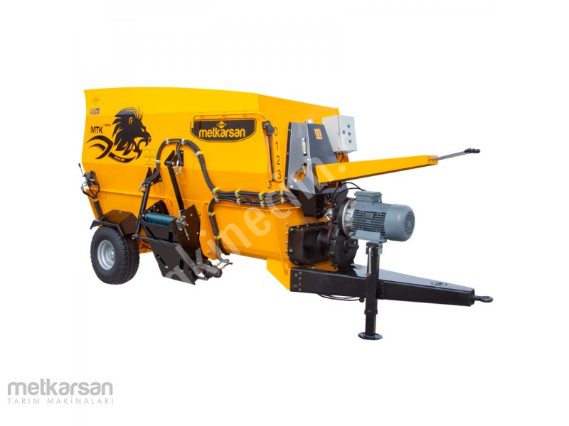 Feed Mixer Wagon - 4m³ For Sale New Price : Ask For Price Konya
