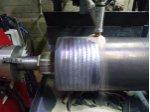 Dairesel Kaynak Sistemleri Dolgu Kaynak Yüzeysel Dolgu Kaynak Makinası