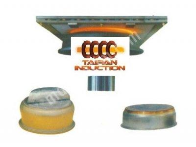 Paslanmaz Çelik Tencere Tabanından, Aluminyum Taban Sökme Ve Yapıştırma Makinası
