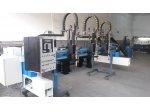 3M X 8M 3 Kafalı Cnc Oksijen Kesim Makinası