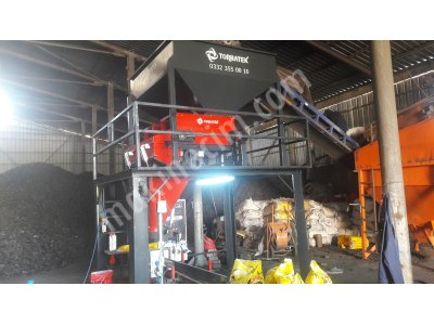 Semi outomatic coal packing machine