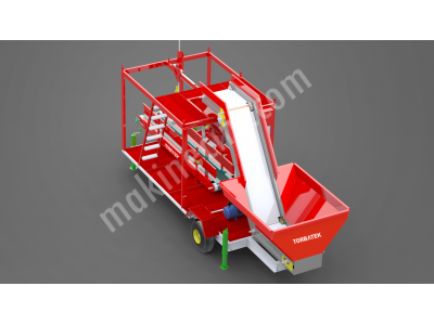 Vakumlu Silaj Ve Küspe Paketleme - Tk 1500 Modüler - Silage And Sugar Beet Pulp Packing Machine