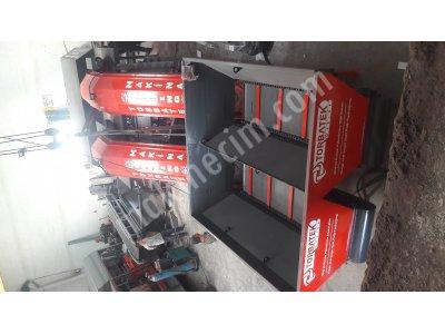 Vakumlu silaj ve küspe paketleme - TK 2X1500 MODÜLER - Maize corn silage packing machine