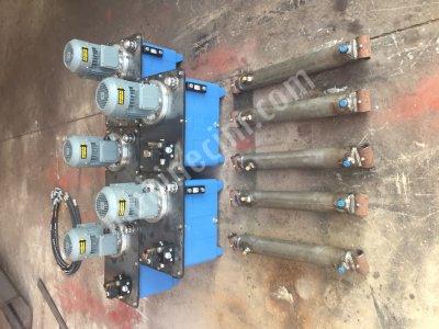 Hidrolik Güç Ünite İmalatı Dizayn Hidrolik