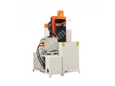 100Kw Dikey İndüksiyon Sertleştirme Makinası - Atelye Tipi