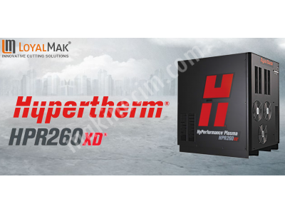 Hypertherm Hpr260Xd Plasma Power Supply