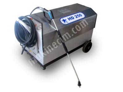 Düşük Devirli Yüksek Basınçlı Yıkama Makinesi Hd250
