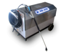 Sıcak Ve Soğuk Düşük Devirli Yüksek Basınçlı Su Jeti Ihd250